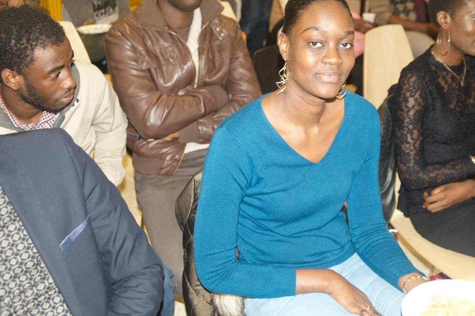 Rencontre senegalaise france