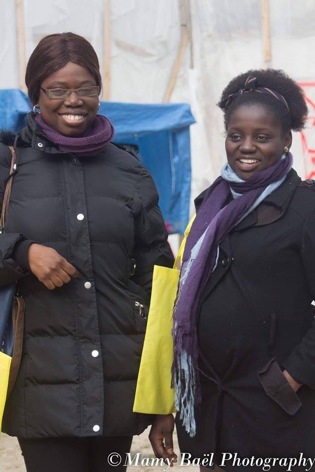 Rencontre senegalais france