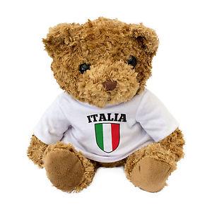peluche en italiano