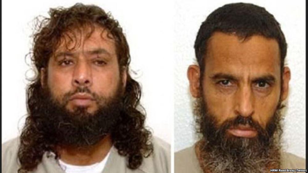 Salem Abdul Salem Ghereby et Omar Khalif Mohammed Abu Baker Mahjour Umar sont arrivés au Sénégal.