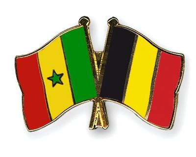 Pins-Senegal-Belgique