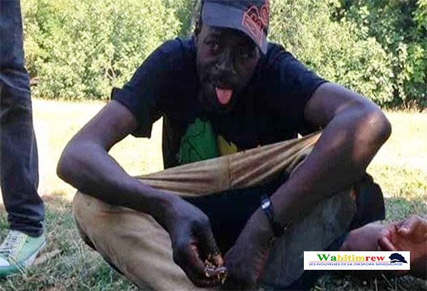 Abdoulaye Sall dit Laye, la victime