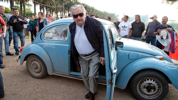 Uruguay Jose Mujica Le President Le Plus Pauvre Du Monde