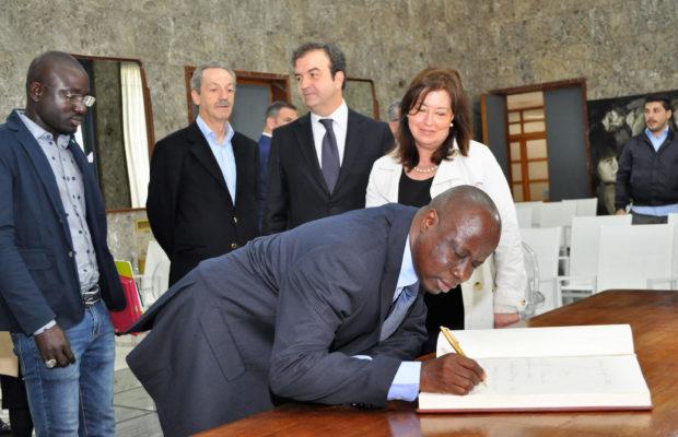 Les transferts de fonds de la diaspora africaine vers le for Le ministere de l interieur